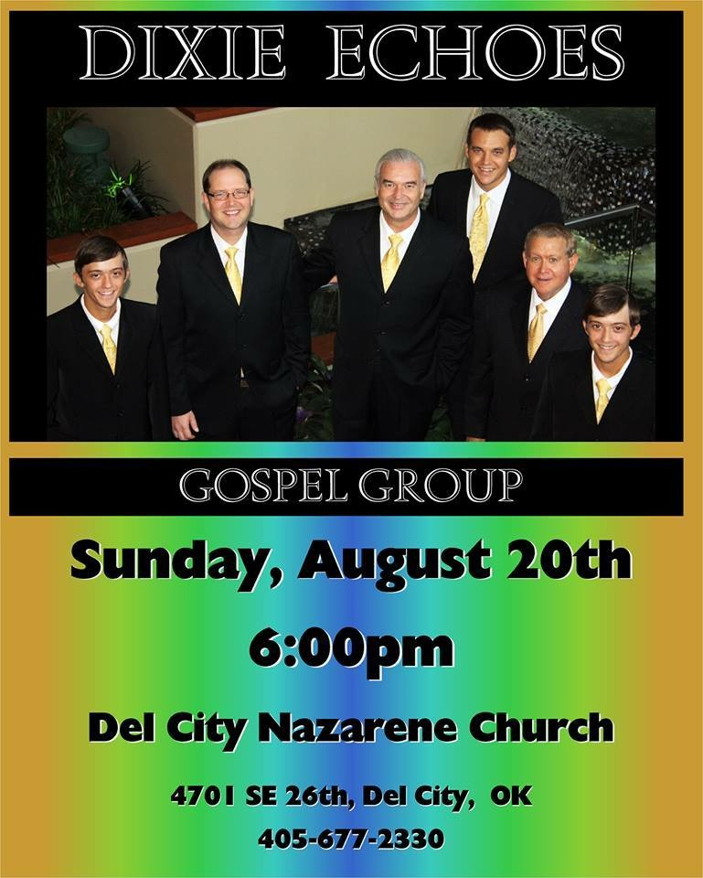 2017-08-20 Dixie Echoes Gospel Group